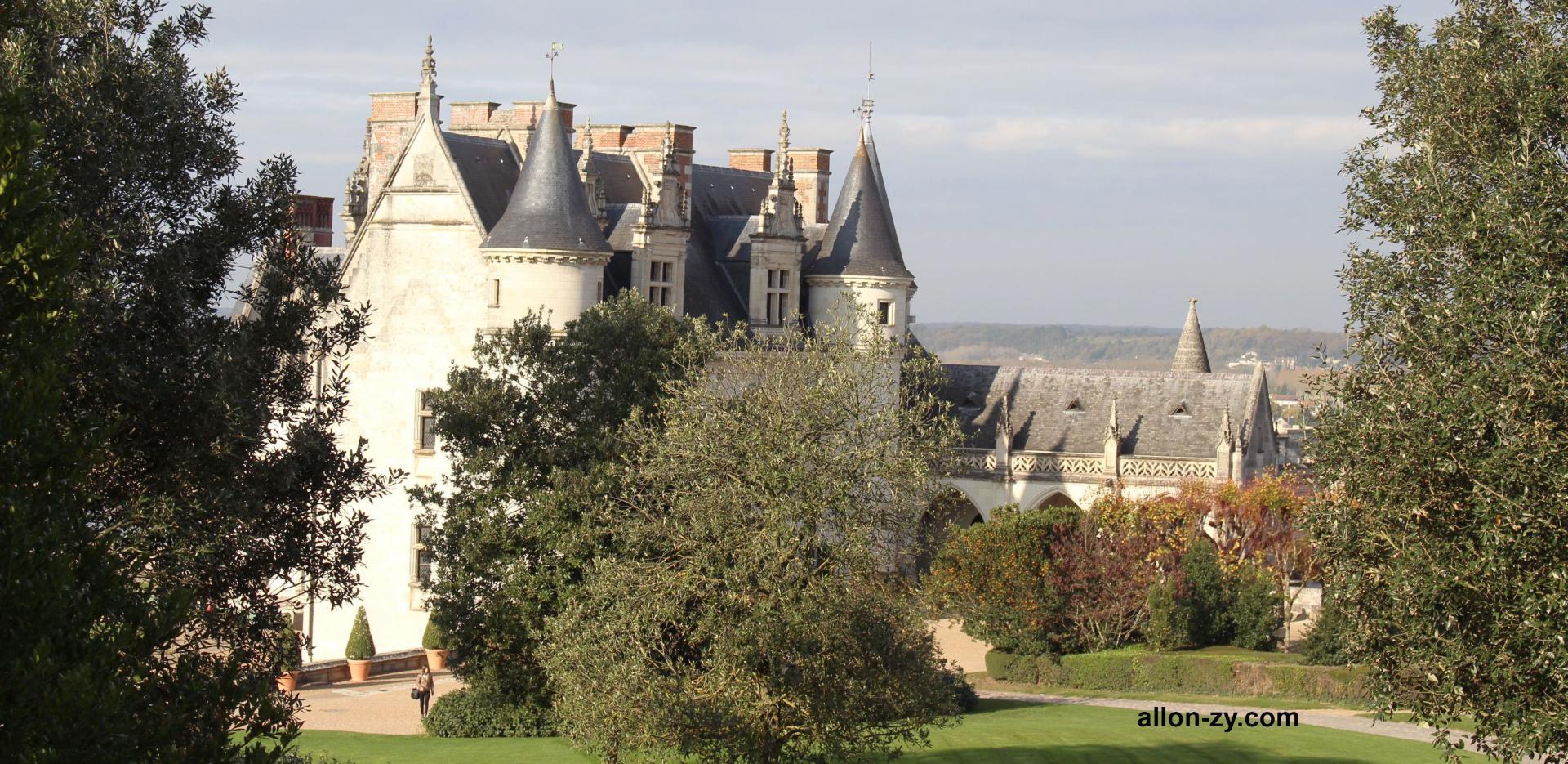 Amboise Castle