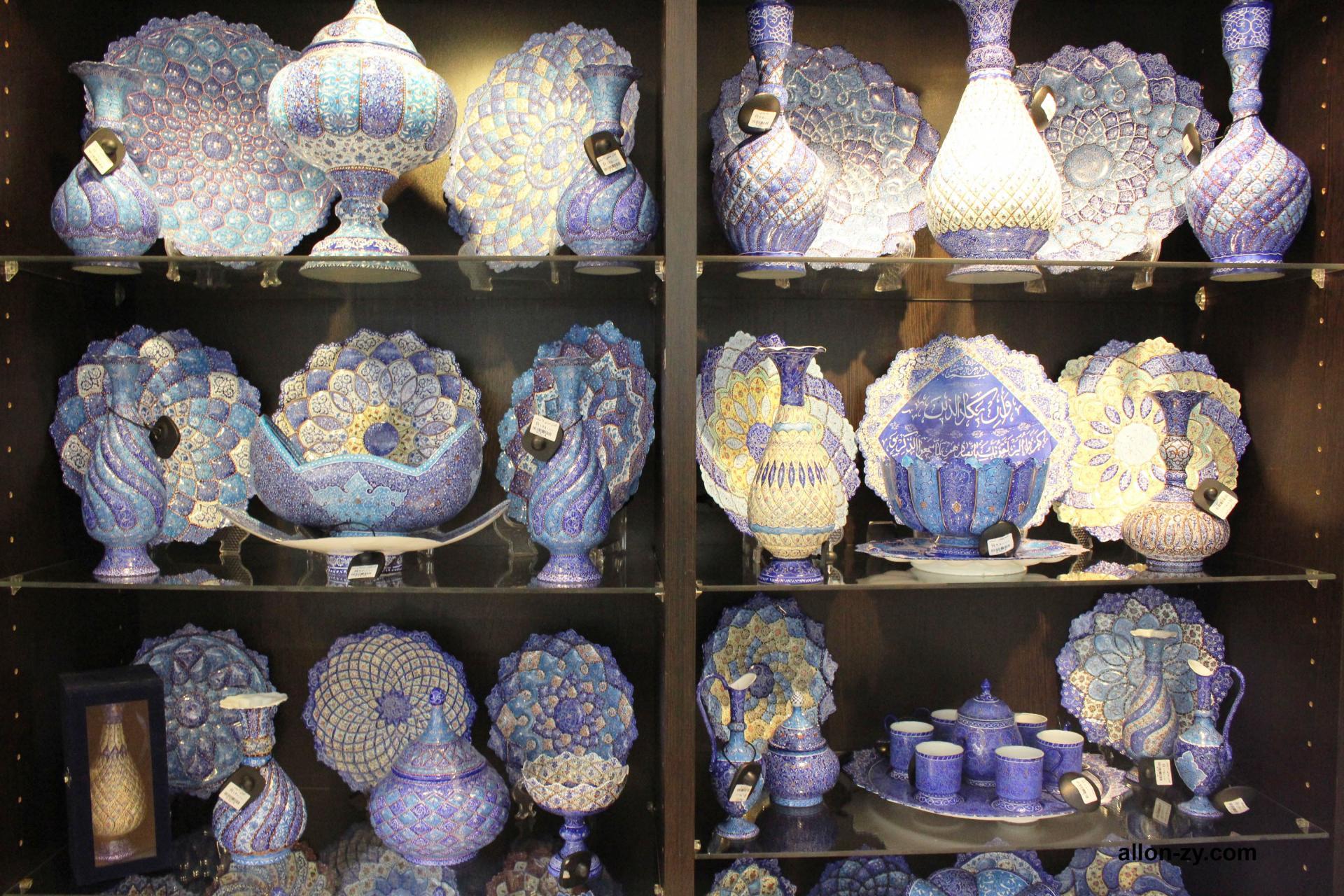 Le Bazar d'Ispahan