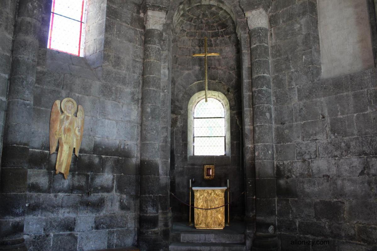 Chapelle saint clair 1