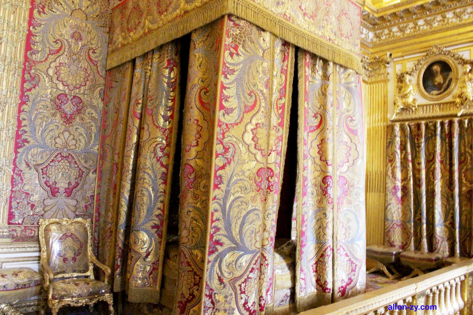La Chambre du Roi du Château de Versailles