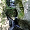Gorges de tolmin rocher te te de l ours the beas s head