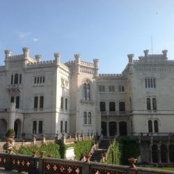 Le château de Miramare