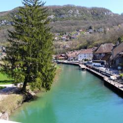 Chanaz & le canal de Savière