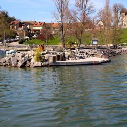 Le port de Chatillon