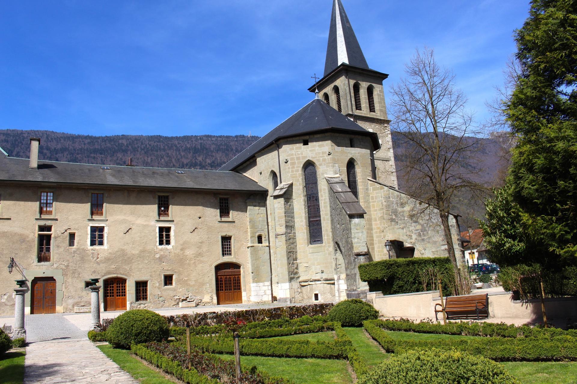 Le prieuré du Bourget du Lac