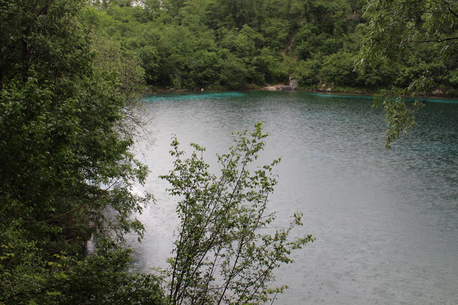 Le Lac de Cornino