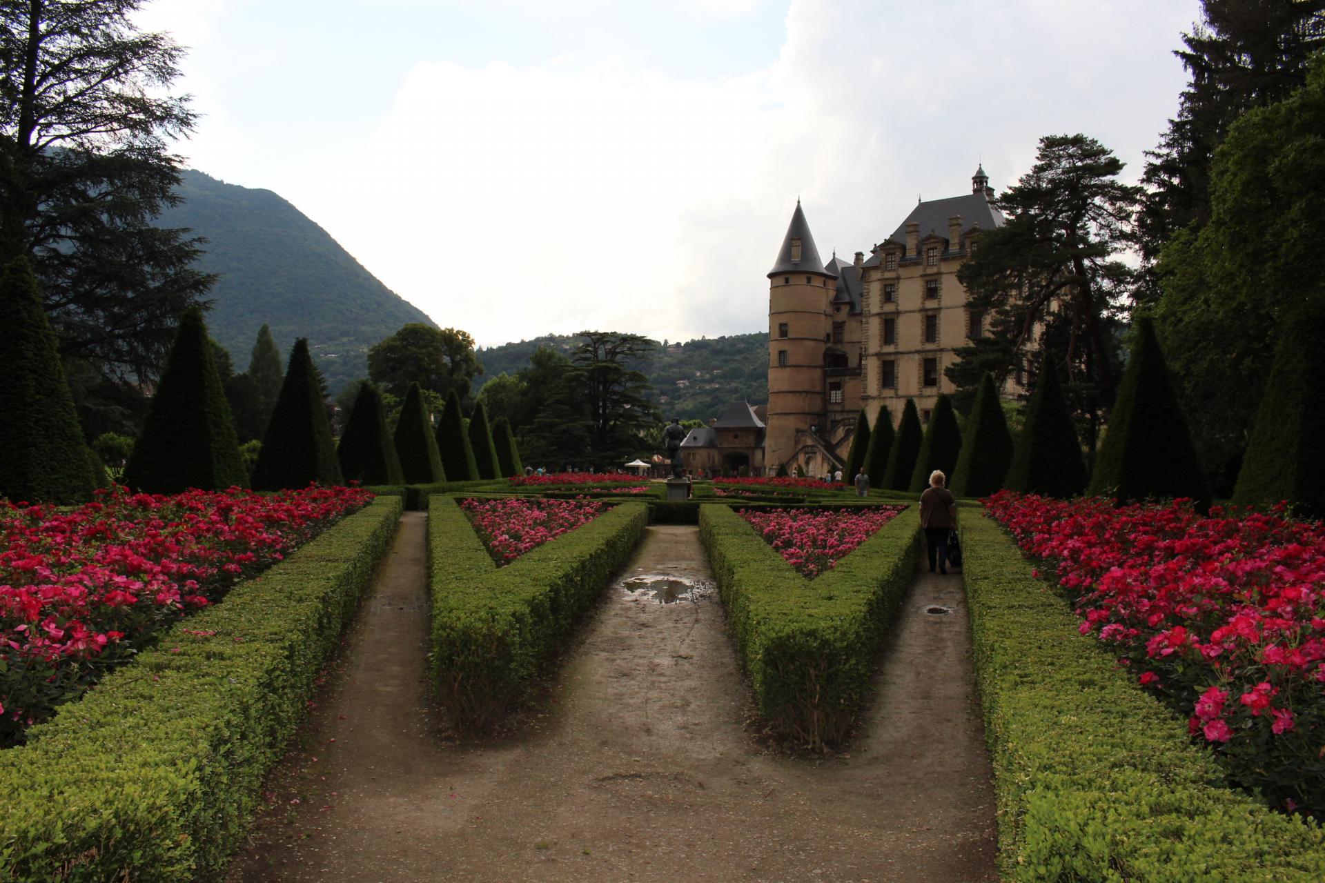 Garden of Vizille