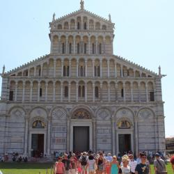 The Cathedral of the Assumption of Pisa