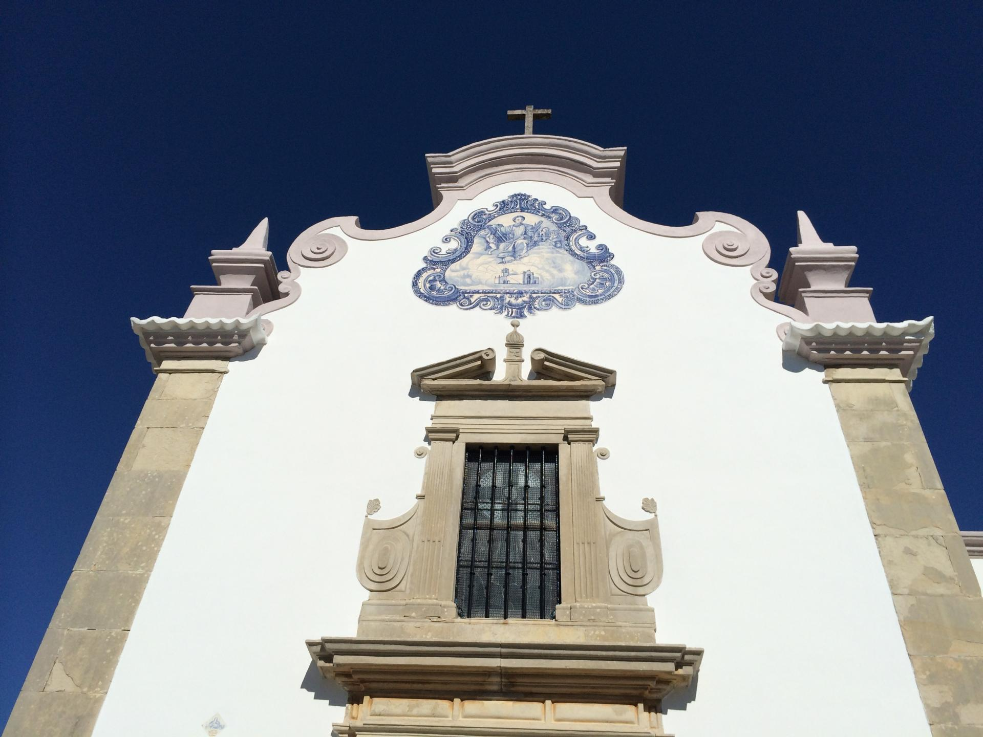 Église Sao Lourenço Dos Matos