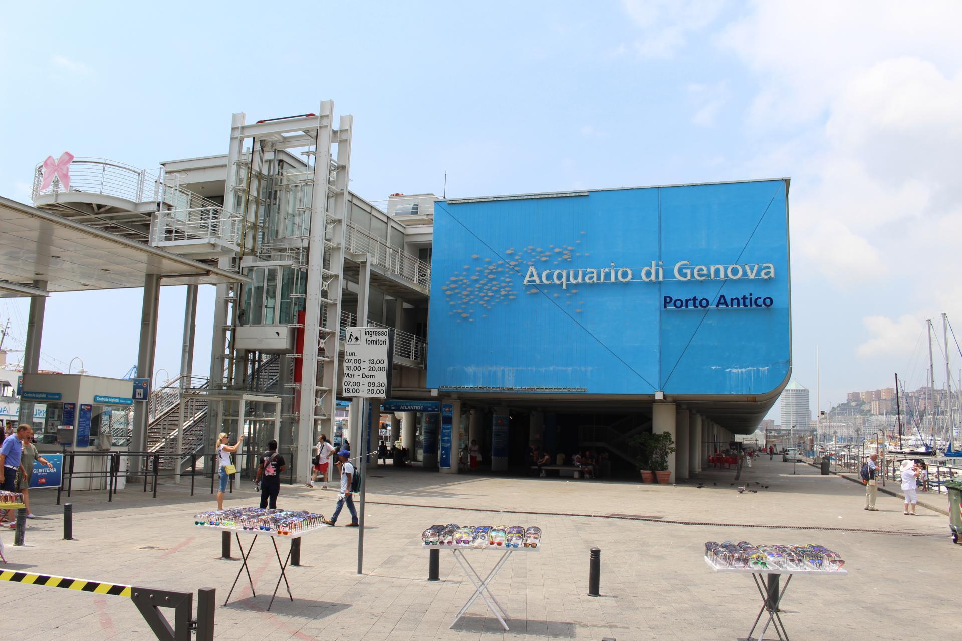 Acquario de Genova