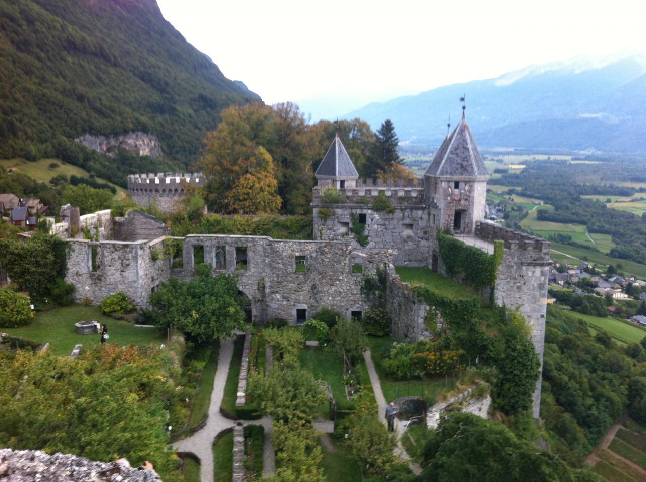 Le Château de Miolans