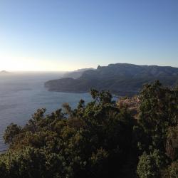 La route des Crètes