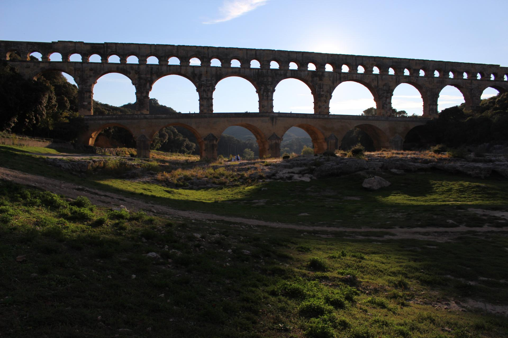 The Bridge of Gard