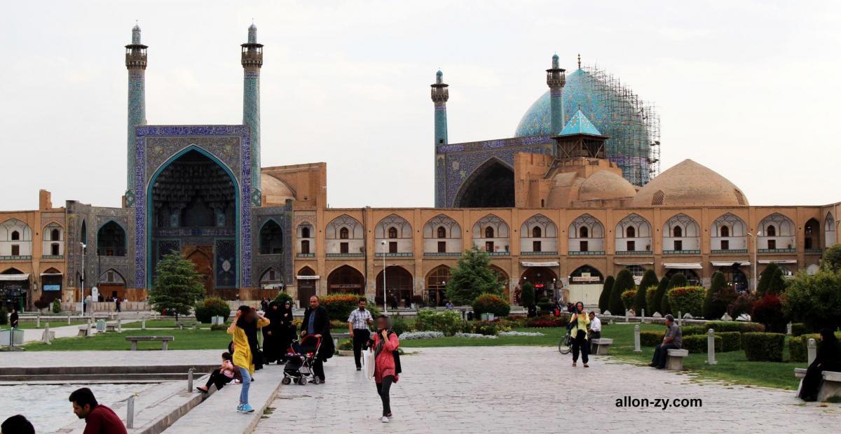 Mosque e du shah 2