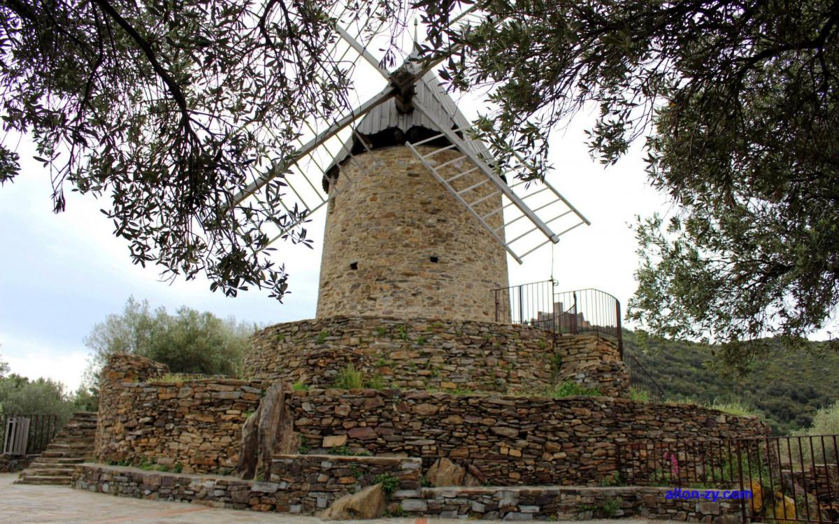 Moulin de collioure 4