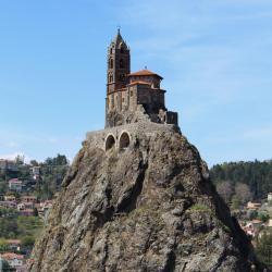 The Saint Michel d'Aiguilhe Chapel
