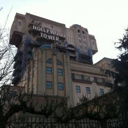 The Hollywood Tower